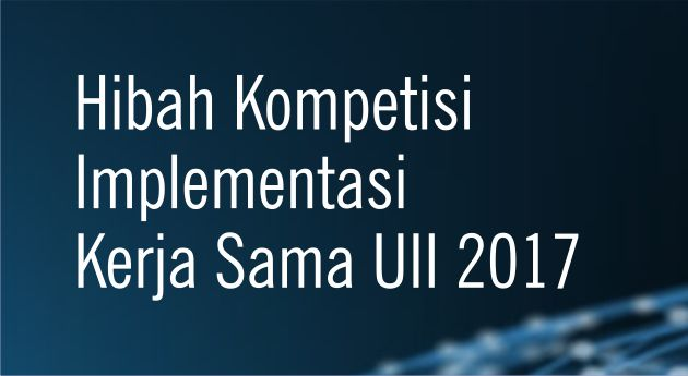 Call for Proposals HKIKS Universitas Islam Indonesia 2017